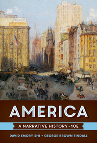America A Narrative History 10e