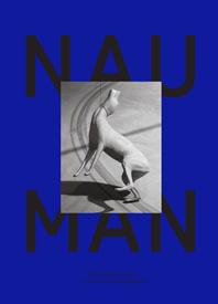 Bruce Nauman Cover