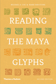 Reading the Maya Glyphs Cover