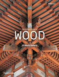 Architecture in Wood: A World History Cover