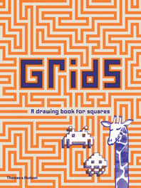 Grids: A Drawing Book for Squares Cover