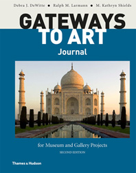 Gateways to Art Journal for Museum and Gallery Projects Cover