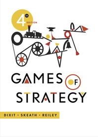 Games of Strategy, 4e