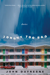 Johnny Too Bad book cover