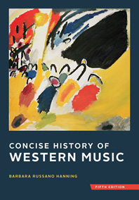 Concise History of Western Music 5e