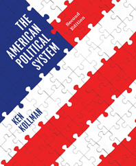 The American Political System  Second Full Edition (with policy chapters)