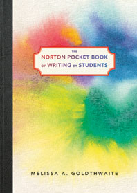 The Norton Pocket Book of Writing by Students