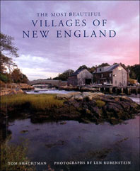 The Most Beautiful Villages of New England Cover