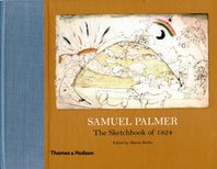 Samuel Palmer: The Sketchbook of 1824 Cover