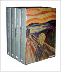 Edvard Munch: Complete Paintings Cover