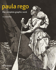 Paula Rego: The Complete Graphic Work Cover