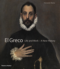 El Greco: Life and Work - A New History Cover