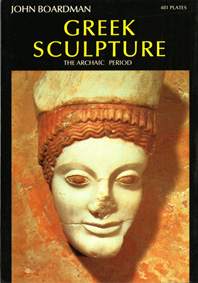 Greek Sculpture: The Archaic Period Cover