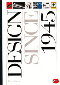Design Since 1945 Cover