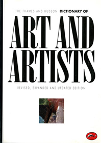 The Thames and Hudson Dictionary of Art and Artists Cover