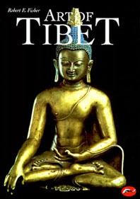 Art of Tibet Cover