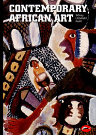 Contemporary African Art Cover