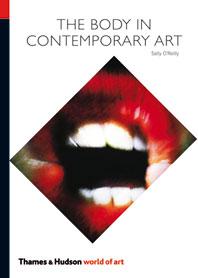 The Body in Contemporary Art Cover