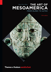 The Art of Mesoamerica Cover