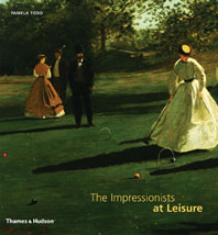 The Impressionists at Leisure Cover
