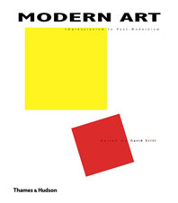 Modern Art: Impressionism to Post-Modernism Cover