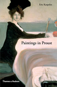 Paintings in Proust: A Visual Companion to In Search of Lost Time Cover