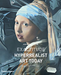 Exactitude: Hyperrealist Art Today Cover