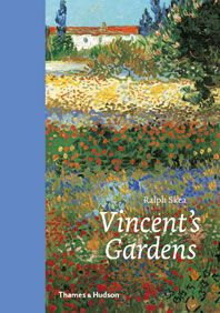 Vincent's Gardens: Paintings and Drawings by van Gogh Cover