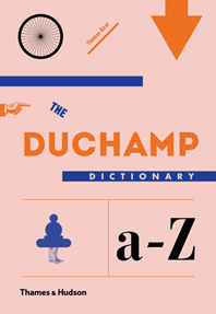 The Duchamp Dictionary Cover