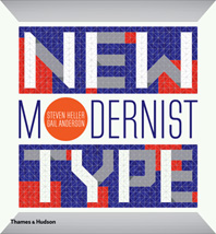 New Modernist Type Cover
