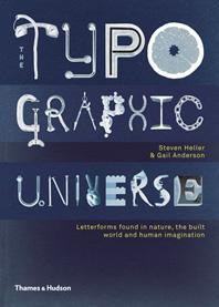 Typographic Universe Cover