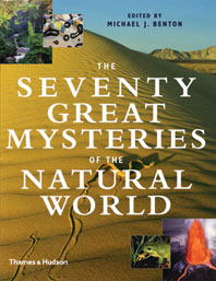 Seventy Great Mysteries of the Natural World Cover