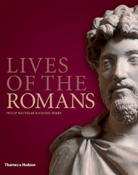 Lives of the Romans Cover
