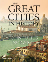 The Great Cities in History Cover