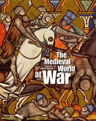 The Medieval World at War Cover