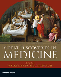 Great Discoveries in Medicine Cover