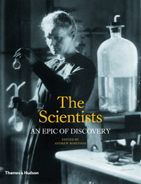 The Scientists: An Epic of Discovery Cover