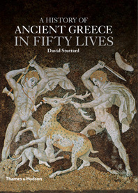 A History of Ancient Greece in Fifty Lives Cover