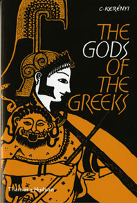 Gods of the Greeks Cover