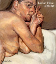 Lucian Freud Paintings Cover