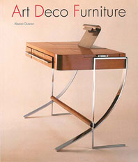 Art Deco Furniture: The French Designers Cover