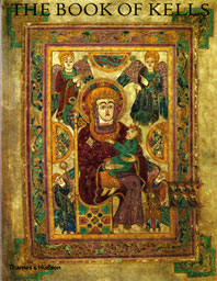 The Book of Kells: An Illustrated Introduction to the Manuscript in Trinity College, Dublin Cover