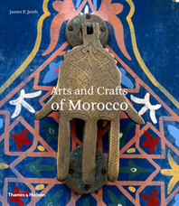 Arts and Crafts of Morocco Cover