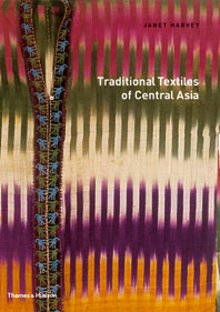 Traditional Textiles of Central Asia Cover