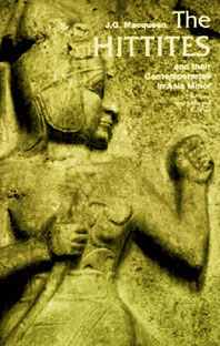 The Hittites: And Their Contemporaries in Asia Minor Cover