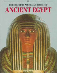 The British Museum Book of Ancient Egypt Cover