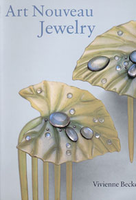Art Nouveau Jewelry Cover