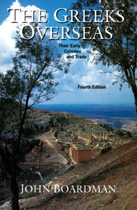 The Greeks Overseas: Their Early Colonies and Trade Cover