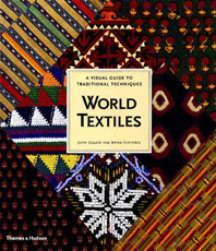 World Textiles: A Visual Guide to Traditional Techniques Cover