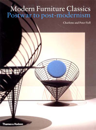 Modern Furniture Classics: Postwar to Postmodern Cover